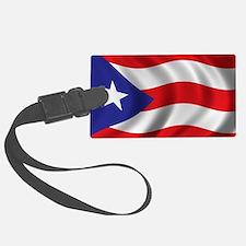 puerto_rico_flag Luggage Tag
