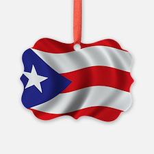 puerto_rico_flag Ornament