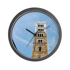 Church of San Martino, Lucca, Tuscany,  Wall Clock