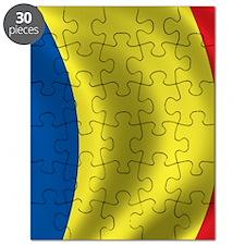 romania_flag Puzzle