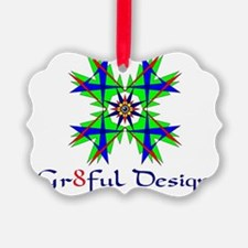 TRIBALBURST GD Ornament