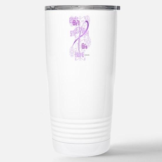 Epilepsy Hope Stainless Steel Travel Mug