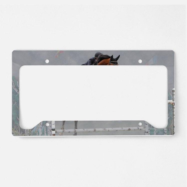D1336-115fog License Plate Holder