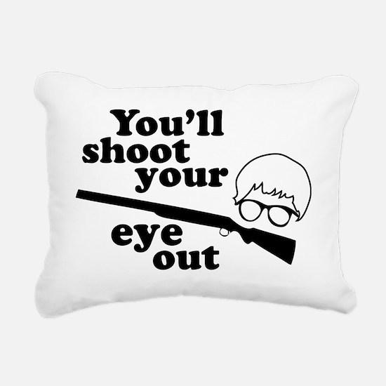 redryder Rectangular Canvas Pillow