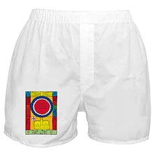 Respect Excellence Friendship London Boxer Shorts