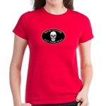 Rugby Eat Their Dead Women's Dark T-Shirt