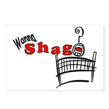 Shag Postcards (Package of 8)