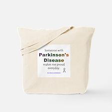 Parkinson Pride Tote Bag