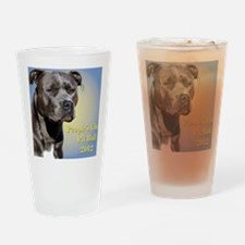 Cover Beans Drinking Glass
