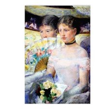 K/N Cassatt Loge Postcards (Package of 8)