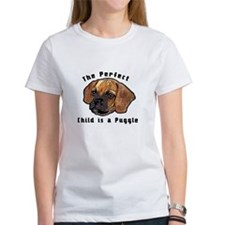 The perfect child is a puggle Tee