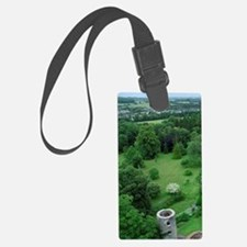 Blarney Castle. Overview from ca Luggage Tag