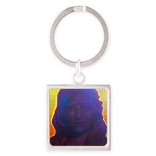 Eve Square Keychain