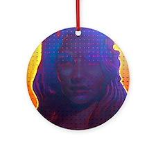 Eve Round Ornament