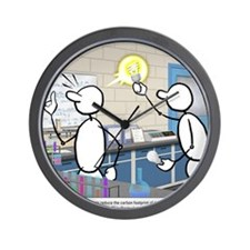Great Moments: Great Idea Wall Clock