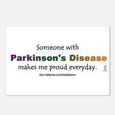 Parkinson Pride Postcards (Package of 8)