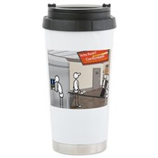 Great Moments: Airport Security Travel Mug