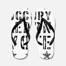 occupy_learn_vote_02_stars Flip Flops