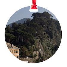 Camogli, Liguria, Italy. Ornament