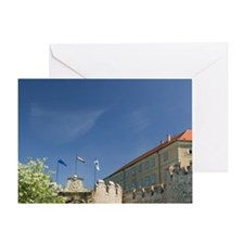 SIKLOS: Hungary's Southernmost Town  Greeting Card