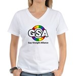 GSA ToonA Women's V-Neck T-Shirt