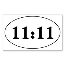 1111 Decal