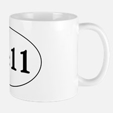 1111 Small Small Mug