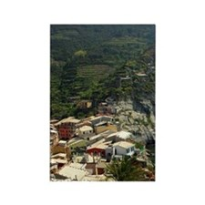 Vernazza. Overview of Vernazza. U Rectangle Magnet