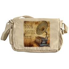 100% Digital Free Messenger Bag