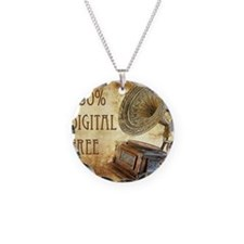 100% Digital Free Necklace