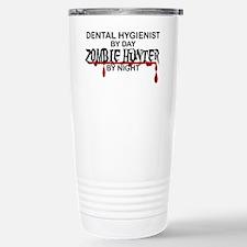 Zombie Hunter - Dental Hygienist Travel Mug