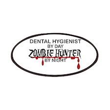 Zombie Hunter - Dental Hygienist Patches