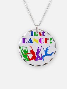 Just Dance dark Necklace