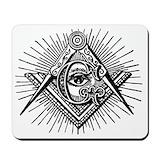 Masonic Classic Mousepad