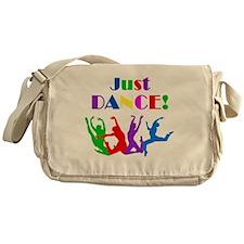 Just Dance dark Messenger Bag