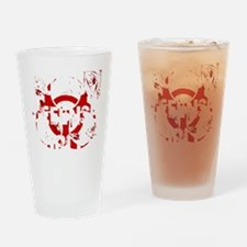 ZOMBIEDEFENSE Drinking Glass