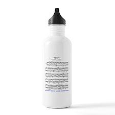 Moonlight-Sonata-Ludwi Sports Water Bottle