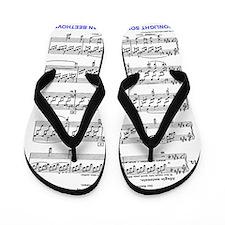 Moonlight-Sonata-Ludwig-Beethoven-iPad- Flip Flops