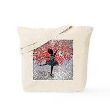 fleur_neige_lore_m_cafepress Tote Bag