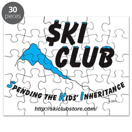 $KI Club LOGO - cropped Puzzle