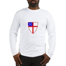 Episcopal Shield Long Sleeve T-Shirt