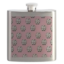cowspink Flask