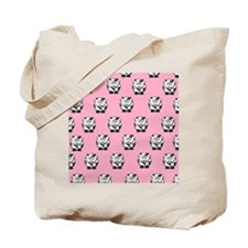 cowspink Tote Bag