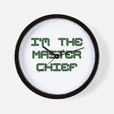 I'm Master Wall Clock