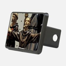 St. Francis statuettes for Hitch Cover