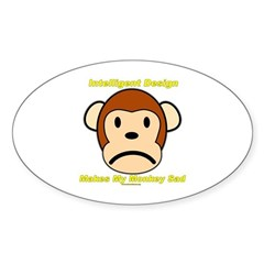 _basic section Oval Decal