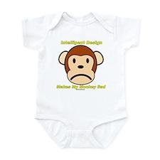 _basic section Infant Bodysuit