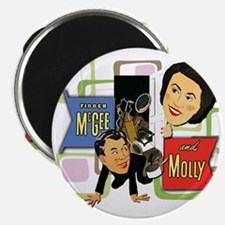 Fibber McGee And Molly Magnet