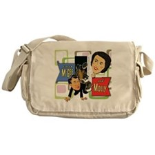 Fibber McGee And Molly Messenger Bag