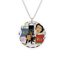 Fibber McGee And Molly Necklace